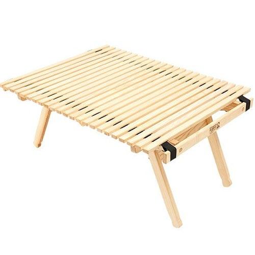 バイヤーオブメイン バレーローロールトップテーブル