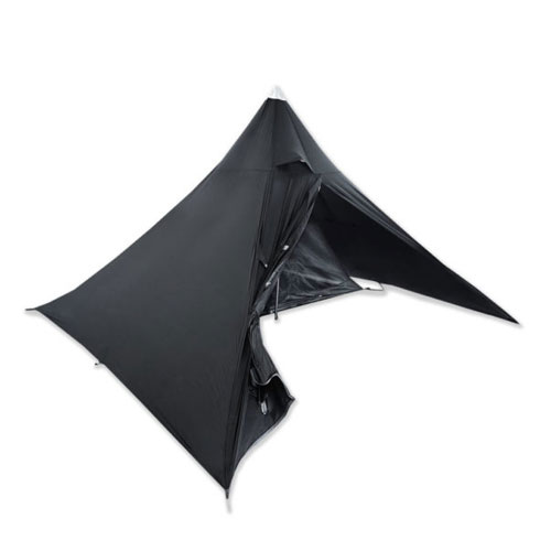 ゼログラム INYO TIPI TENT(LIMITED BLACK)